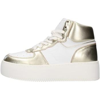 Cipők Női Magas szárú edzőcipők Windsor Smith WSPTHRIVE GOLD