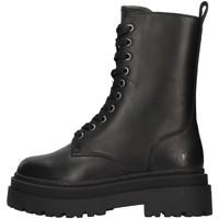 Cipők Női Bokacsizmák Windsor Smith WSSPAYBACK BLACK