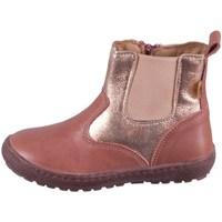 Cipők Lány Bokacsizmák Bisgaard Ebba Rózsaszín
