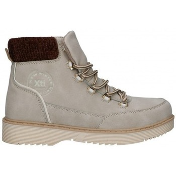 Cipők Lány Csizmák Xti 58663 Barna