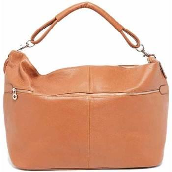 Táskák Férfi Utazó táskák Maison Heritage JAX CAMEL