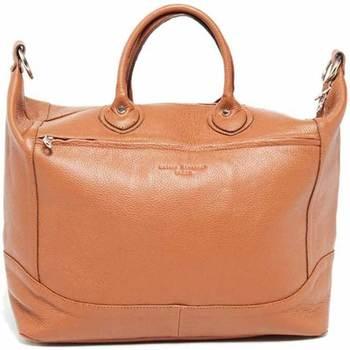 Táskák Férfi Utazó táskák Maison Heritage SKYLER CAMEL