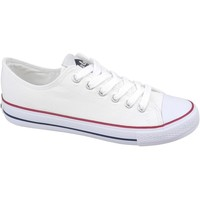 Cipők Női Rövid szárú edzőcipők Lee Cooper Lcwl 20 31 031 Fehér