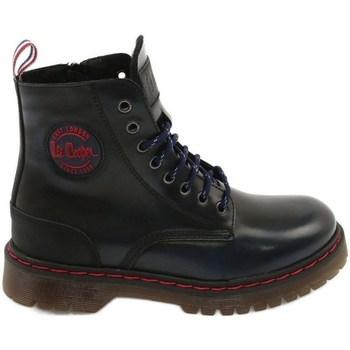 Cipők Női Csizmák Lee Cooper LCJPL2001014 Fekete