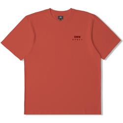 Ruhák Rövid ujjú pólók Edwin T-shirt  logo rouge