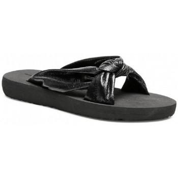 Cipők Női Rövid szárú edzőcipők Gioseppo CHANCLA  LEOLA 62376 Fekete