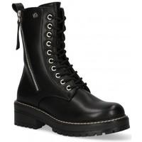 Cipők Női Csizmák Etika 55060 Fekete