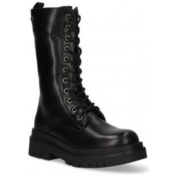 Cipők Női Városi csizmák Etika 55064 Fekete
