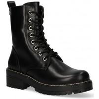 Cipők Női Csizmák Etika 55076 Fekete