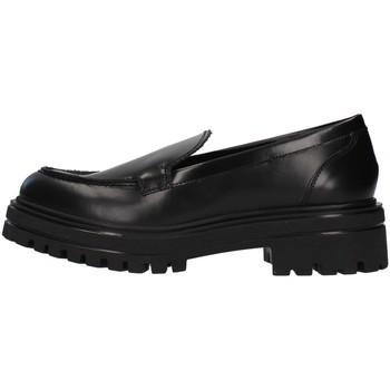 Cipők Női Mokkaszínek Vsl 6431/INN BLACK