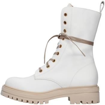 Cipők Női Városi csizmák Vsl 7166/INN WHITE