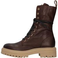 Cipők Női Városi csizmák Vsl 7166/INN BROWN