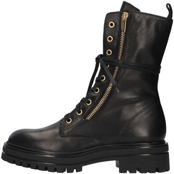 Cipők Női Bokacsizmák Vsl 7195/INN BLACK