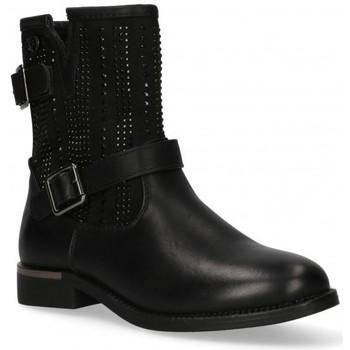 Cipők Lány Bokacsizmák Xti 58671 Fekete