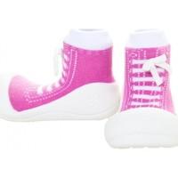 Kiegészítők Gyerek Sport kiegészítők Attipas PRIMEROS PASOS  SNEAKERS AS02 Rózsaszín