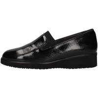 Cipők Női Mokkaszínek Melluso R35121A BLACK