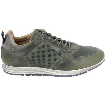 Cipők Rövid szárú edzőcipők Bullboxer Sneaker 53AGNGR Vert Zöld
