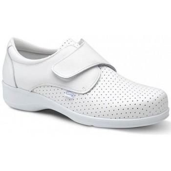 Cipők Férfi Rövid szárú edzőcipők Feliz Caminar ZAPATO SANITARIO UNISEX BETA Fehér