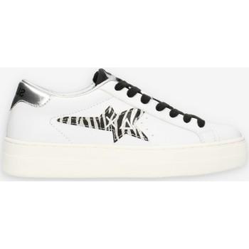 Cipők Női Rövid szárú edzőcipők Sun68 Z41236 White
