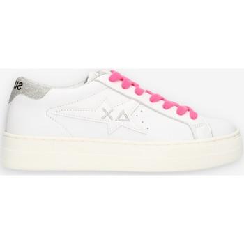 Cipők Női Rövid szárú edzőcipők Sun68 Z41232 White