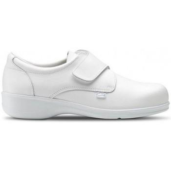 Cipők Férfi Rövid szárú edzőcipők Feliz Caminar ZAPATO SANITARIO UNISEX GAMMA Fehér