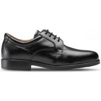Cipők Férfi Oxford cipők Feliz Caminar ZAPATO SANITARIO HOMBRE LORD Fekete