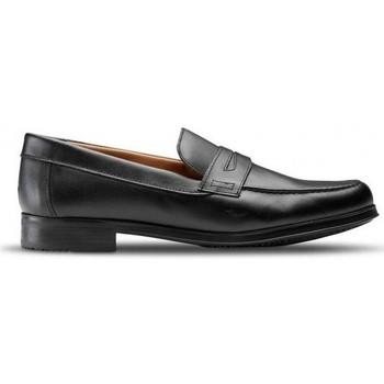 Cipők Női Mokkaszínek Feliz Caminar ZAPATO SANITARIO MUJER HISPANO Fekete