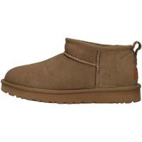 Cipők Női Bokacsizmák UGG W/1116109W BEIGE