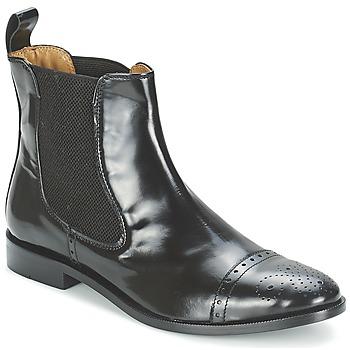 Cipők Női Csizmák Fericelli GIFOGRA Fekete