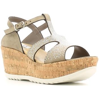 Cipők Női Szandálok / Saruk Keys 5457 Barna