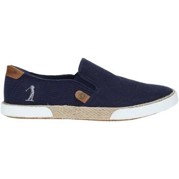 Cipők Férfi Belebújós cipők U.s. Golf S19-SUS801 Kék