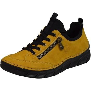 Cipők Női Rövid szárú edzőcipők Rieker 5507368