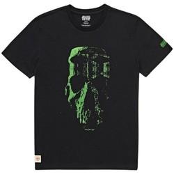Ruhák Férfi Rövid ujjú pólók Globe T-shirt  Refuse Skull noir