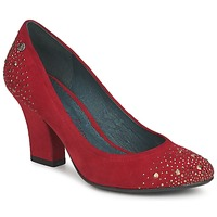 Cipők Női Félcipők Couleur Pourpre GEN Piros
