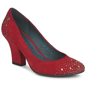 Shoes Női Félcipők Couleur Pourpre GEN Piros