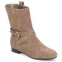 Shoes Női Csizmák Couleur Pourpre TAMA Tópszínű