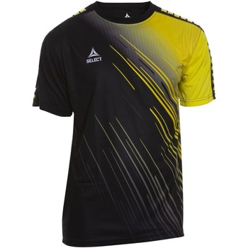 Ruhák Fiú Rövid ujjú pólók Select T-shirt enfant  Player Comet noir