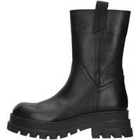 Cipők Női Bokacsizmák Inuovo 818003 BLACK