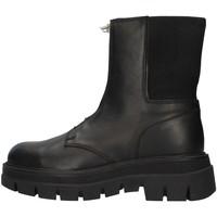 Cipők Női Bokacsizmák Inuovo 753134 BLACK