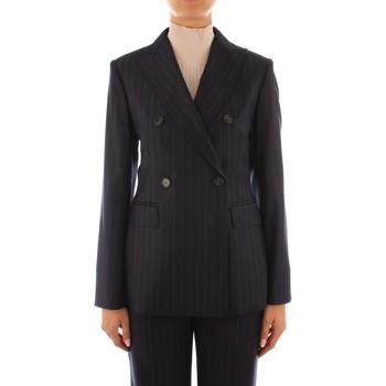 Ruhák Női Kabátok / Blézerek Maxmara Studio SALITA BLUE