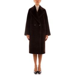 Ruhák Női Kabátok Maxmara Studio KARIM BROWN