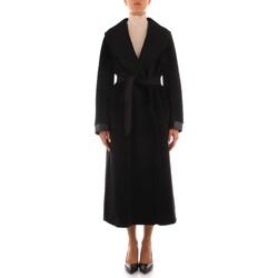 Ruhák Női Kabátok Maxmara Studio UDITO BLACK