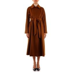 Ruhák Női Kabátok Maxmara Studio VENAS BROWN