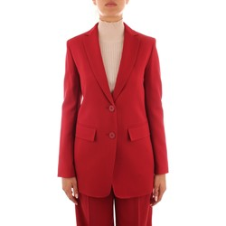 Ruhák Női Kabátok / Blézerek Maxmara Studio CARPAZI RED