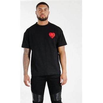 Ruhák Férfi Rövid ujjú pólók Sixth June T-shirt  Oversize noir