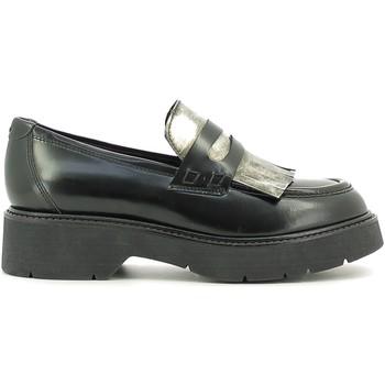 Cipők Női Mokkaszínek Carmens Padova A38339 Fekete