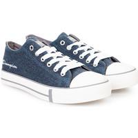 Cipők Női Belebújós cipők Champion  Kék