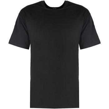 Ruhák Férfi Rövid ujjú pólók Xagon Man  Fekete