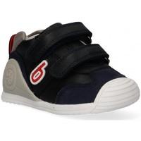 Cipők Lány Rövid szárú edzőcipők Biomecanics 57347 Kék