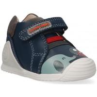 Cipők Fiú Rövid szárú edzőcipők Biomecanics 57348 Kék